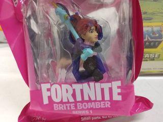 Fortnite Domezabrite Bomberaseries 1a Epic Gamesa Collectible Mini Newa Zag Toys