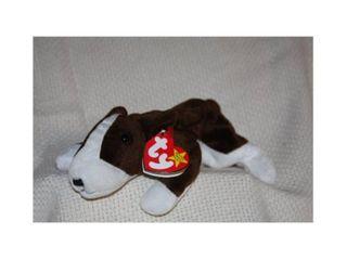BRUNO the Dog   Ty Beanie Babies