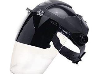 sellstrom face shield with dual shields