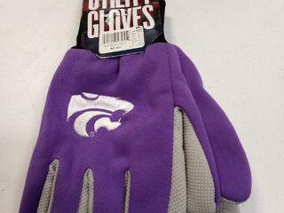 Ncaa Unisex Utility Gloves   Kansas State Wildcats