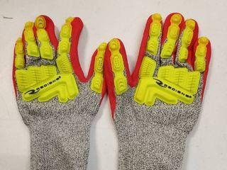 radians 2x work gloves