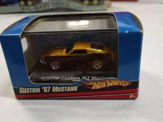 Hot Wheels Custom 67 Mustang