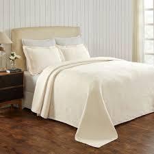 Miranda Haus laurence Cotton Jacquard Matelasse Bedspread Set  Retail 126 99 king