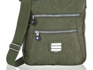 Suvelle 20103 Go anywhere Travel Crossbody Bag