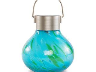 GlOW Solar Tea lantern Mint
