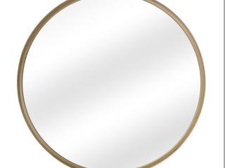 Artisasset 20  to 30  Round Wall Mirror Gold