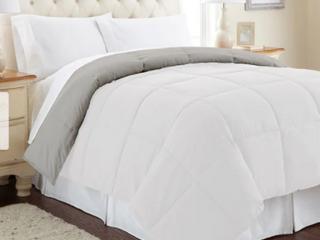 Modern Threads All season Reversible Down Alternative Comforter