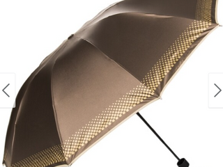 Compact Portable UV Protection 10 Rib Travel Umbrella