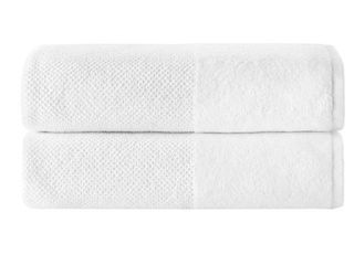 Incanto luxurious Turkish Cotton Bath Sheet  Set of 2    Bath Sheets 35x67