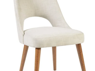 Carson Carrington Tamsalu 2 color option Dining Chairs  Set of 2    21 5 W x 25 25 D x 34 H  Retail 314 99