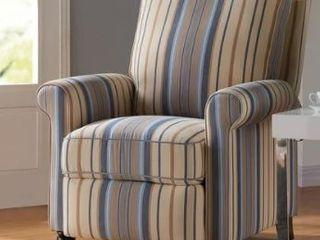 Copper Grove lassen Blue Recliner Chair Retail 406 49