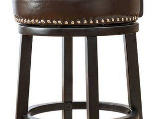 Best Master Furniture 5090 24 inch Swivel Bar Stool  Set of 2    Retail 258 49