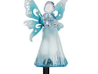 Exhart Solar Angel Stake with lED Wings