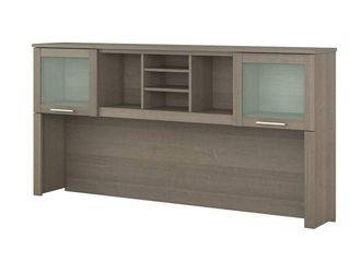 Bush Furniture Somerset 72W Hutch for l Shaped Desk