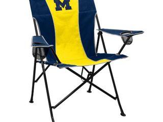 Michigan Wolverines Pregame Chair