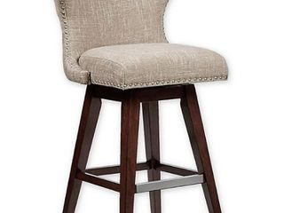 Madison Park Irvine High Wingback Button Chair