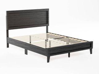 Brookside leah Classic Wood Platform Bed  Retail 243 49