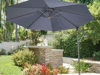 Stanley Outdoor 9 5 Foot Steel Canopy Umbrella