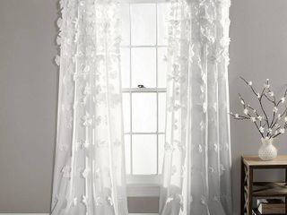 Riley 54 Inch x 95 Inch Curtain Panel Pair