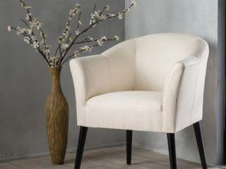 Carson Carrington Augustenborg Fabric Arm Chair  Retail 186 49