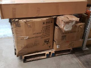 Pallet Of Damaged And Or Missing Pieces