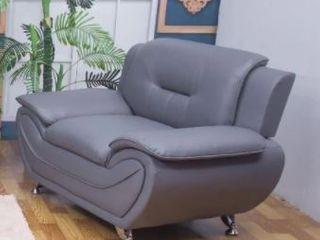 linon living Room Chair  Grey