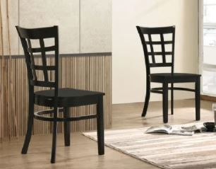 The Simple living Sienna Dining Chair  Set of 2  Retail 116 49