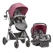 Pivot Modular Travel System with Safemax Rear Facing Infant Car Seat
