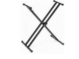 Yamaha OEM PKBX2 Double Braced Adjustable X Style Keyboard Stand