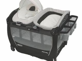 Graco Pack  n Play Playard Snuggle Suite lX   Pierce