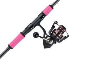 Penn Passion Spinning Reel and Fishing Rod Combo   PAS2000662Ml BROKEN