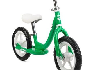Retrospec Cub Kids Balance Bike No Pedal Bicycle  Kelly Green  OSFM