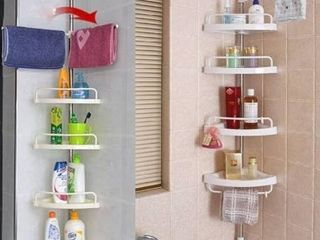 Aidesen Bathroom Multi Corner Shelf