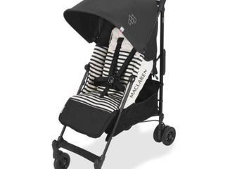 Maclaren Quest Arc Stroller a Railroad Stripe