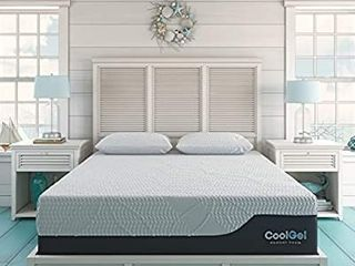 Cool Gel   Mattress 14 inch foam mattress  queen