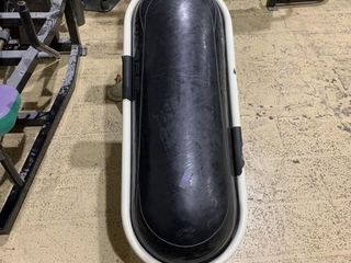 Vicore Inflatable Ab Bench