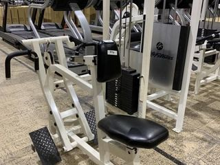 life Fitness Pro 1 Pin Select Mid Row