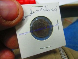 INDIANHEAD PENNY