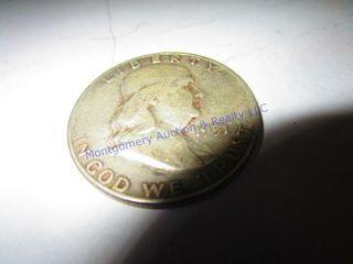 1951 FRANKlIN 1 2 DOllAR