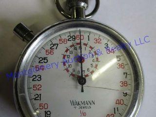 WAKMANN POCKET WATCH