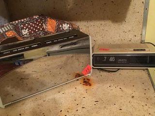 Toaster   alarm clock