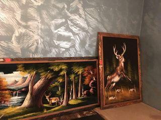Velvet painted Pix