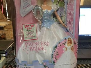 Princess bride Barbie