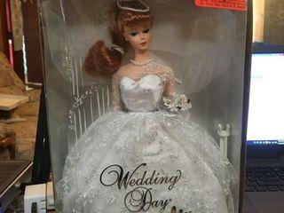 Wedding day Barbie