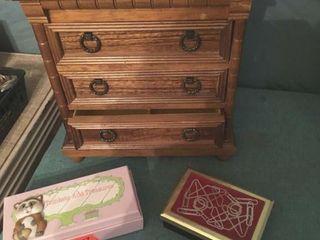 Music Jewel box