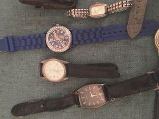 KU wrist watch and more