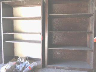 Door hardware   Wood shelf