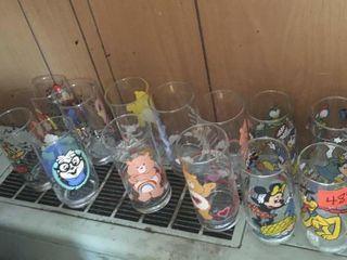 Collectors glasses