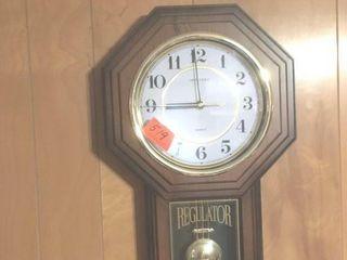 Modern regulator clock