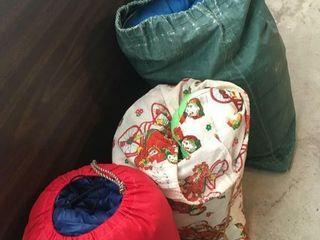 Child sleeping bags